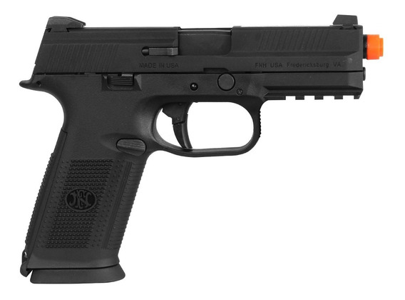 Pistola Airsoft Gbb Blowback Fn Herstal Fns-9 Full Metal