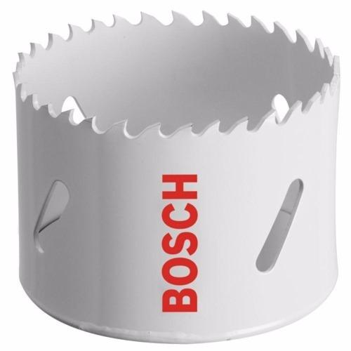 Imagen 1 de 10 de Sierra Copa Bimetal 111mm Bosch Acero Inox Aluminio Madera