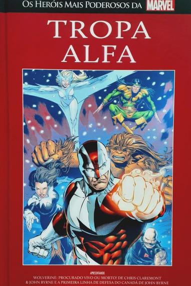 Hq Marvel - Tropa Alfa Ed. 87