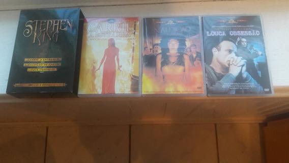 Box Dvd Stephen King - Original - 03 Dvd