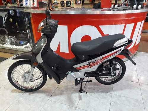 Motomel Blitz Base V8 Automatica 110 0km Tamburrino Motos
