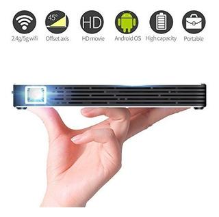 Toumei C800 Pico Portatil Inteligente Dlp Android Home Video