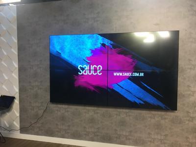 Videowall E Tv Corporativa - Criações E Conteúdos