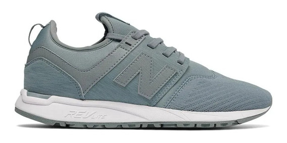 Zapatillas New Balance 247 Dama - Gris