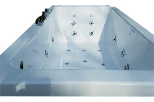 14 Jets 1 Hp Y Kit Plomero Para Armar En Una Bañera Max !!!