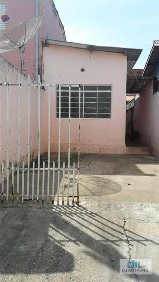 Casa Com 2 Dormitórios Para Alugar, 70 M² Por R$ 680/mês - Jardim Paraíso - Boituva/sp - Ca0509
