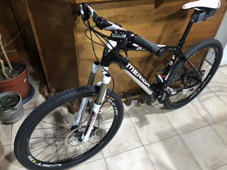 Bicicleta Merida O. Nine Carbono, 27.5