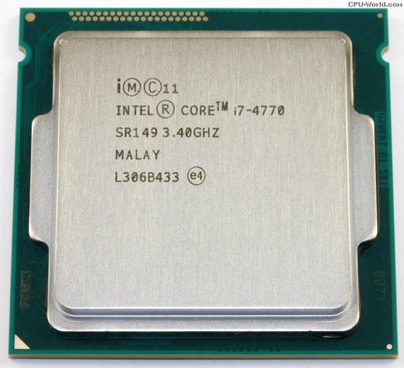 Processador Intel Core I7 4770 3.4ghz Max 3.9ghz Oem