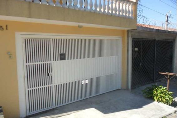 Sobrado Com 3 Dorms, Parque Monte Alegre, Taboão Da Serra - R$ 550 Mil, Cod: 3199 - V3199