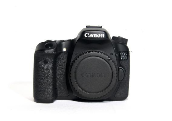 Canon Eos 70d - Nova