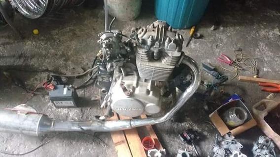 Motor Com Nota Fiscal Da Cbx 200