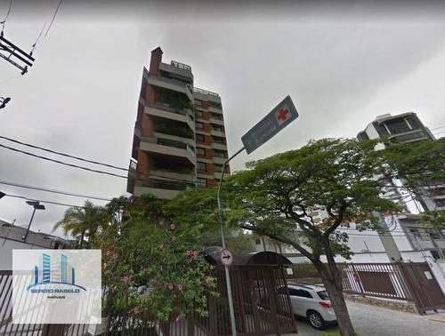 Apartamento Com 4 Dormitórios À Venda, 265 M² Por R$ 2.580.000,00 - Moema - São Paulo/sp - Ap3487