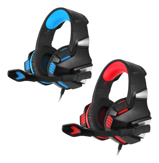Hunterspider V-3 3.5mm Wired Gaming Headsets Over Ear