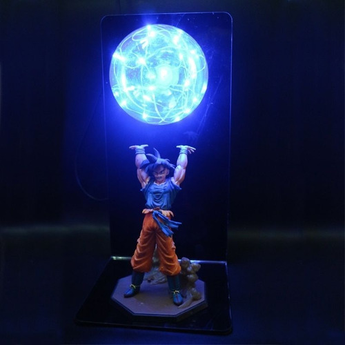 Dragon Ball Z - Lampara Led