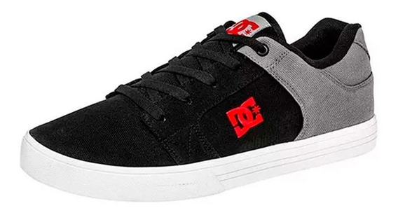 Tenis Hombre Method Tx M Adys100397 Xksr Dc Shoes Negro