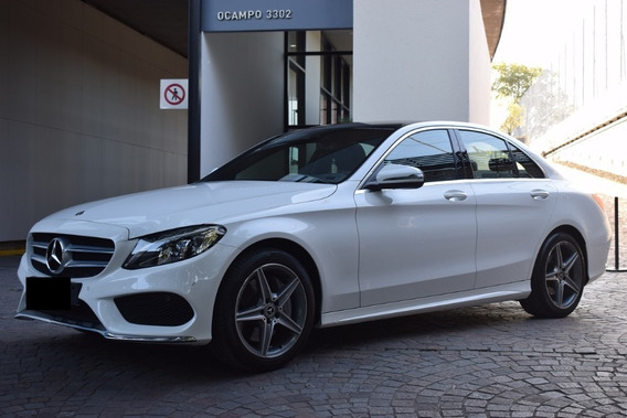 Mercedes Benz C250 Amg Line 2017 33.000 Kms