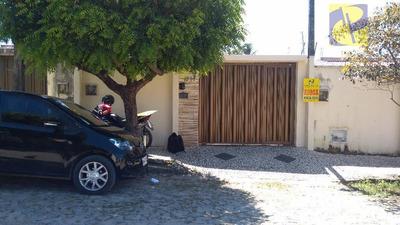 Casa Residencial Para Locação, Sapiranga, Fortaleza. - Ca2760