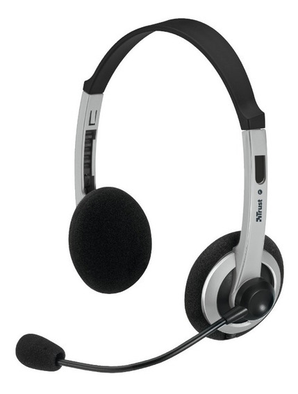 Fone Ouvido Headfone Voip Fone Com Microfone Headset