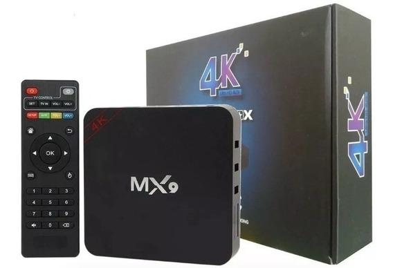 Conversor Smart Tv Box 4gb Ram 32gb Android 9.0