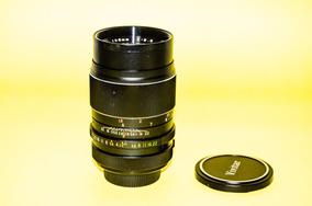 Lente Vivitar Tele M42 135mm F2.8