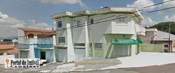 Casa Com 3 Salões Na Parte Inferior - Ca0271