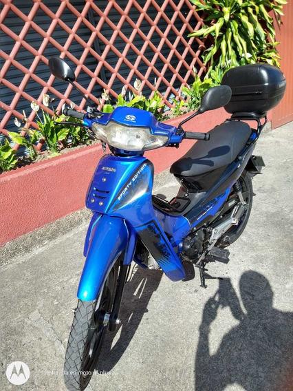 Moto Jialing 100 Tipo Akt Special O Crypton