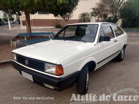 Gol Cl 1990 1.6 Cht 69.000 Km Todo Original Ateliê Do Carro