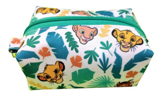 Mini Neceser El Rey León Porta Maquillaje Simba Nala Disney
