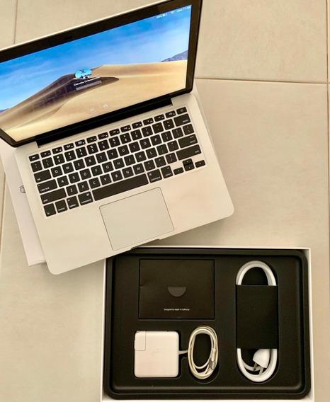 Macbook Pro Apple 2017 Retina 128gb Prata - Cinza Claro Usado Perfeito Estado Aceito Mercado Pago Em 12 Vezes Sem Juros