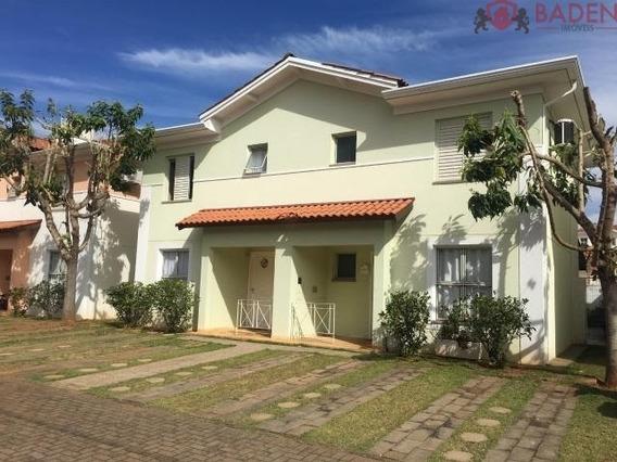 Casa Em Condomínio Fechado Com 3 Dormitórios Sendo 1 Suíte - Ca01312