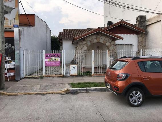 Excelente Casa Para Uso Comercial U Profesional