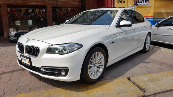 Bmw Serie 5 528i Luxury Line 2015