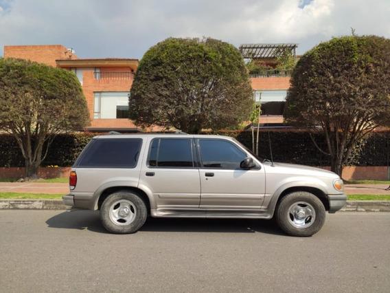 Ford Explorer, A Gas Y Gasolina, Año 1997, Placa Impar