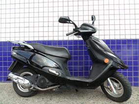 Suzuki Burgman I 125 Preta 2015 Lindissima !!!
