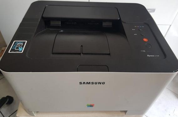 Impressora Laser Colorida Samsung Com Defeito