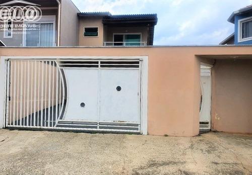 Imagem 1 de 10 de Casa, Sobrado A Venda No Jardim Bela Vista Em Indaiatuba - Sp - Ca05447 - 69449089