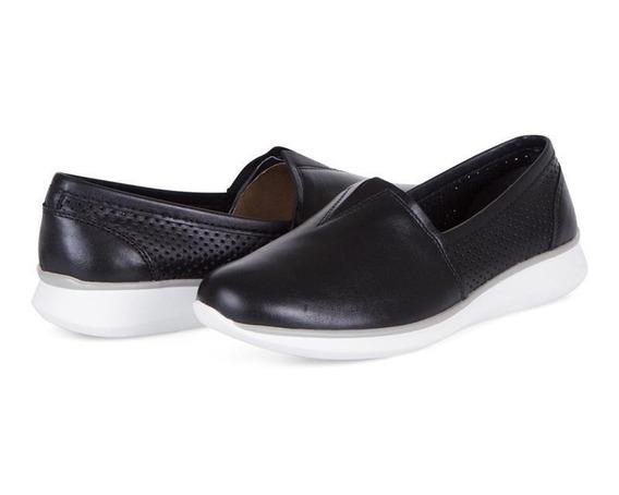 Zapatos Flexi Negros Pr-8092272