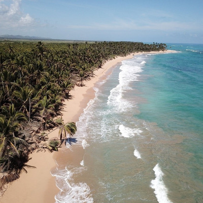 Terreno Con 4 Kilometros De Playa En Punta Cana Y Bavaro