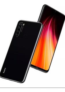 Celular Xiaomi Redmi Note 8 Negro Dual Sim 64 Gb - 4gb 48mpx