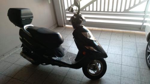 Suzuki Burgman 2013/2014