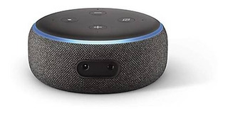 Alexa Dot 3ra Gen Charcoal