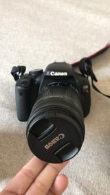 Câmera Cânon Eos Kiss X5 / Rebel T3i