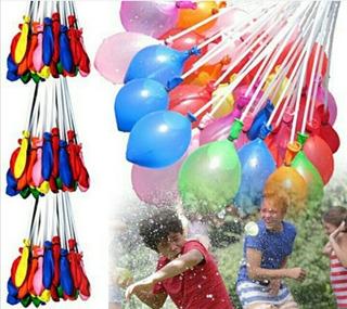 Paquete De Bombas De Agua Para Carnaval De Rápido Llenado