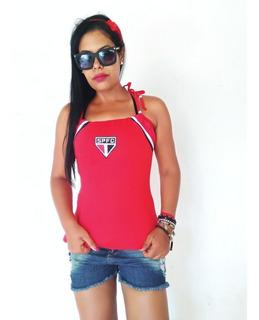 Camisa Feminina Do São Paulo