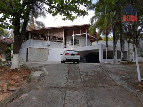 Chácara Com 2 Dormitórios À Venda, 2000 M² Por R$ 400.000 - Luiz Fagundes - Mairiporã/sp - Ch0294