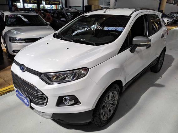 Ford Ecosport 1.6 Freestyle Branco 2014 Completa (impecável)