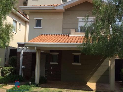 Imagem 1 de 23 de Sobrado Para Venda Com 3 Dorm Em Condominio Fechado Galleria Boulevard - Ca00668 - 34808738