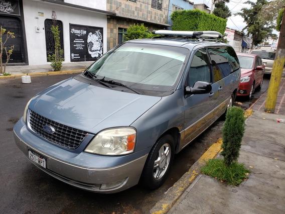 Ford Freestar 3.9 Minivan Limited Mt 2005