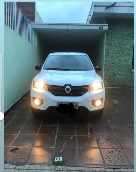 Renault Kwid 2018 1.0 12v Intense Sce 5p