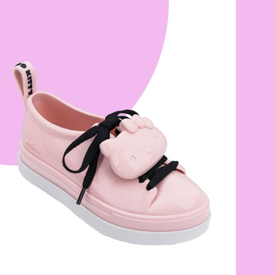 Melissa Infantil Mel Be + Hello Kitty - Original